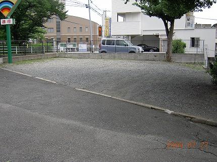 駐車場の写真その1