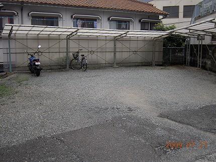駐輪場の写真その1